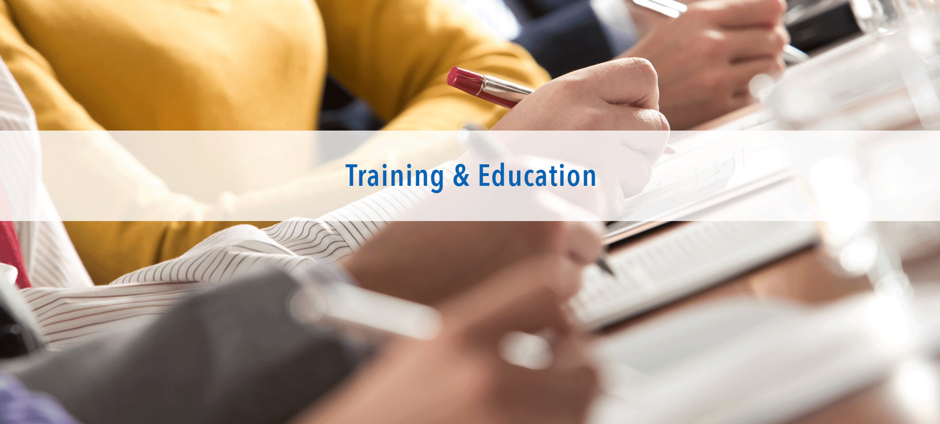 billing & payments for training & education