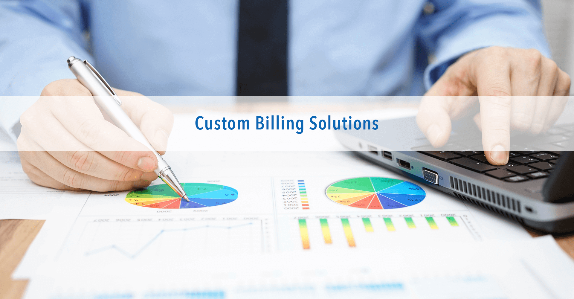 BluSynergy Custom Billing Solutions