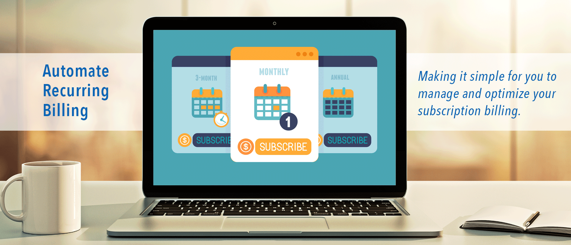 automate recurring billing