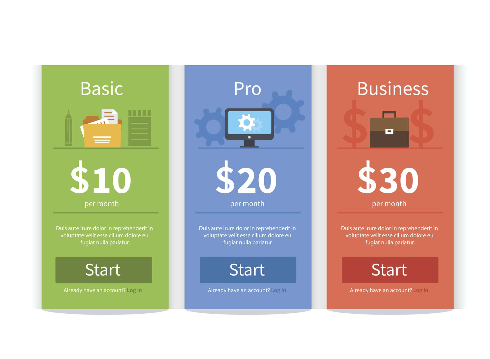 3 key strategies to saas pricing blusynergy for Saas pricing model template